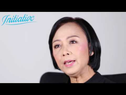 Exclusive Interview with the new Initiative Thailand CEO-Extended (English Version)