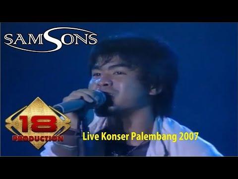 Samsons - Kisah Tak Sempurna (Live Konser Palembang 2007)