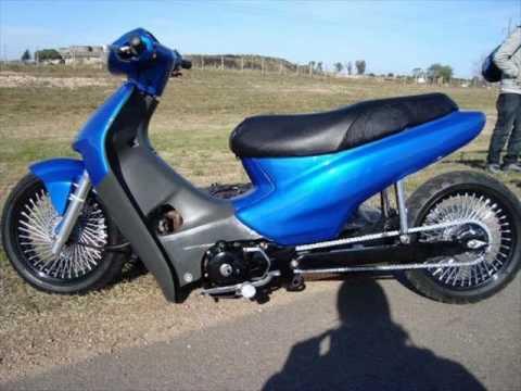 motos tuning uruguay al corte c110 fair force smash px y