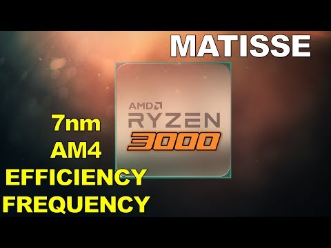 New Information on AMD Ryzen 3000 Series CPUs