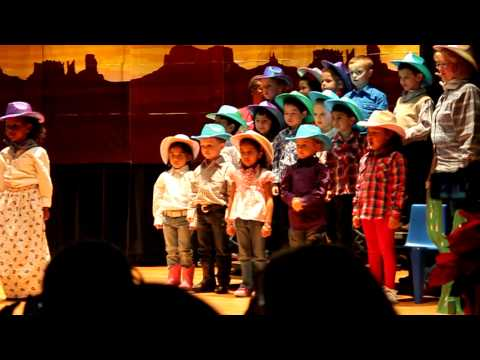 Christmas 2012 Blue Ivey School part1