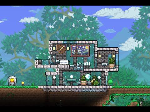 Terraria Modern House 3 YouTube