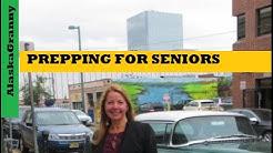 Prepping For Senior Citizens