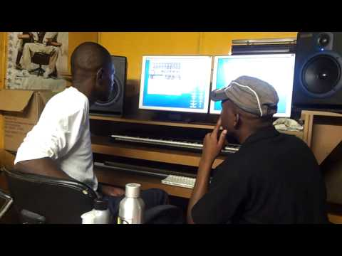 musotonic in studio south african house music