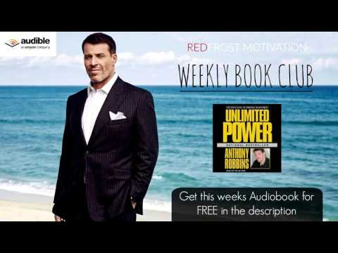 Unlimited Power   Best  Audiobook Motivation of 2016  Tony Robbins