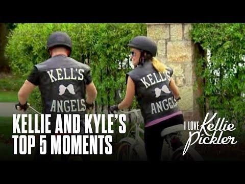 I Love Kellie Pickler on CMT   Kellie and Kyle's Top 5 Moments   Season 3 Premieres August 3
