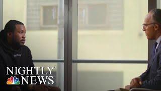 Meek Mill Talks New Criminal Justice Reform Organization   NBC Nightly News