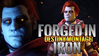Destiny: Forged In Iron! (Iron Banner Montage)
