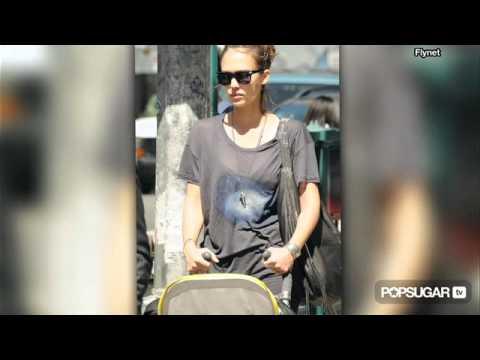 Angelina in Berlin, Shirtless Gabriel's Sexy Shoot, Jessica's Mom Struggle