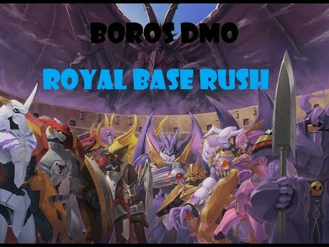 DMO Royal Base