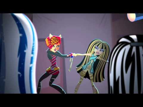 Monster high capitulo Un papel de miedo Videos De Viajes