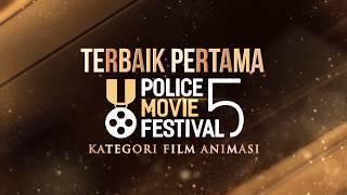 FILM TERBAIK 1 FILM ANIMASI PMF 5 2018 - TIME