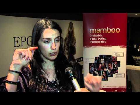 Mamboo COO Gloria Diez - Online Dating Summit Barcelona