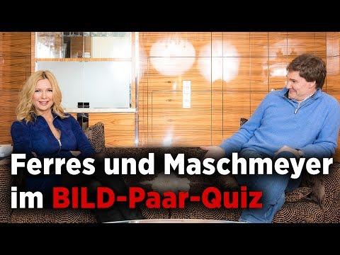 Das ERSTE gemeinsame : 9 PärchenFragen an Veronica Ferres und Carsten Maschmeyer