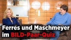 Das ERSTE gemeinsame Interview: 9 Pärchen-Fragen an Veronica Ferres und Carsten Maschmeyer