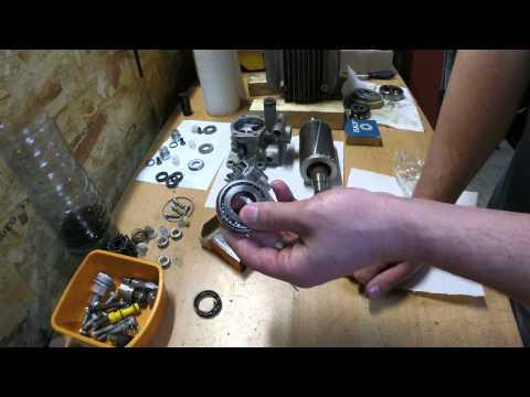 Restauration Compl Te D 39 Un Nettoyeur Haute Pression Karcher 595 Partie 2 Youtube
