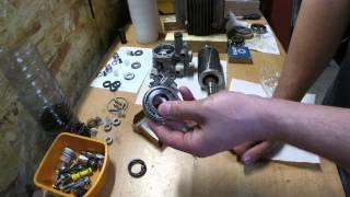 Restauration complète d'un nettoyeur haute pression Karcher 595 - Partie 2