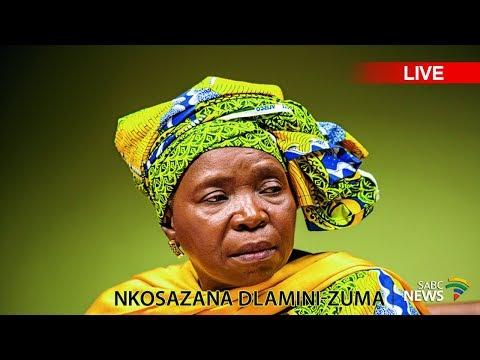 Nkosazana Dlamini-Zuma honoured at gala dinner