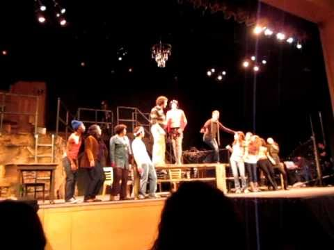 RENT- La Vie Boheme B from the Broadway musical at...