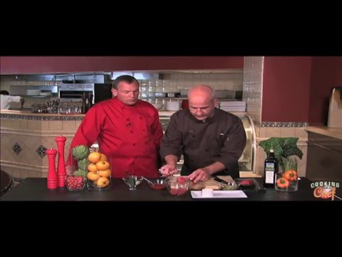 SCNCTV Presents (cwtc-tv) Cooking With The Chef At The Hyatt Valencia, California