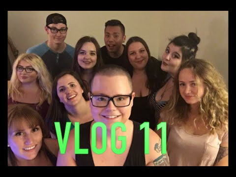 WHEN I THREW A PARTY!!! - VLOG 11 | GENUINELY GAGE