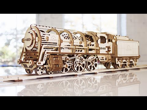 UGEARS | Wooden Model Building Kits