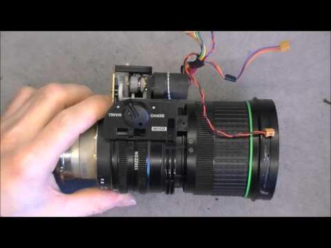 Canon VCL-713BX broadcast zoom lens teardown