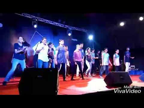 Jimikki Kammal Dance | By #Appani Ravi (Sarath Kumar)