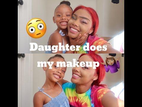 Toddler Daughter Does My Makeup thumbnail