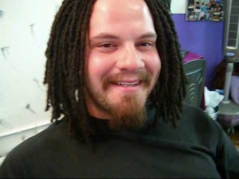 Jewish louis from bay area came to los angeles to get dreadlock jewish louis from bay area came to los angeles to get dreadlock extensions by sabrina youtube pmusecretfo Image collections