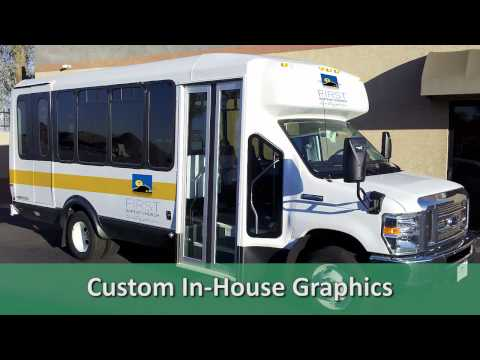 Church Shuttle Buses for Sale | Creative Bus Sales