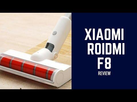 Xiaomi ROIDMI F8  - השואב האלחוטי הטוב ביותר?