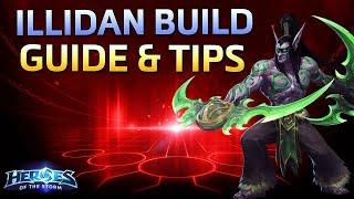 Illidan Build