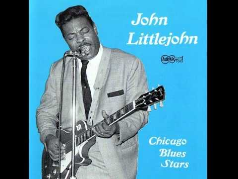 John Littlejohn - Treat Me Wrong