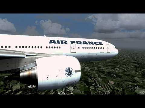 FSX   Aerosoft Orly Airport