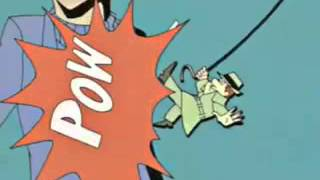 Cartoon Network clip - Batman and Inch High Private Eye