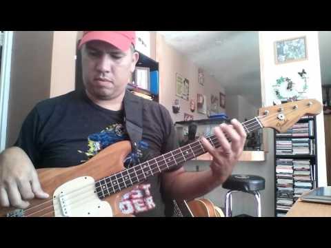 Tom Petty — American Girl Bass Cover