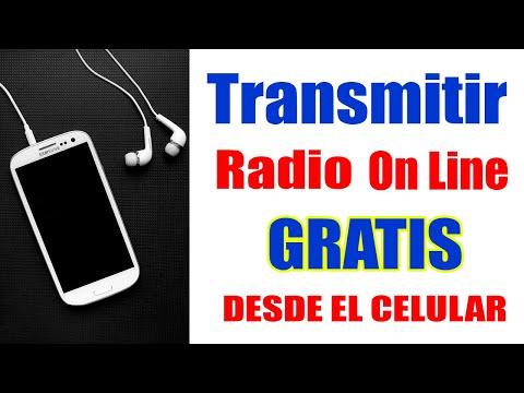 Transmitir Radio On