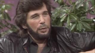 Interview Eddie Rabbit. Jeff Bridges joins in!  Eddie performs!!