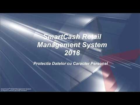 Protectia datelor cu caracter personal in SmartCash RMS 2018