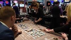 Croupiers Show Off Impressive Skills At Casino Championship