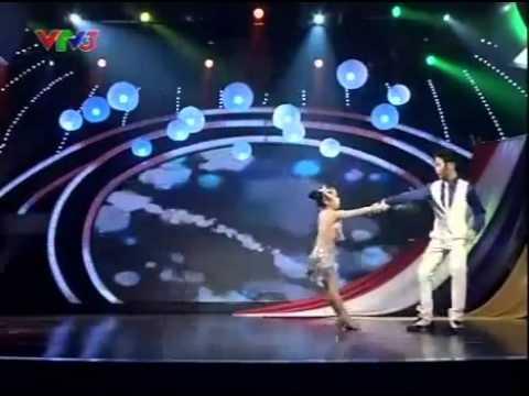 Đăng Quân và Bảo Ngọc -  Chung kết 1 Vietnam Got Talent 22 4 2012
