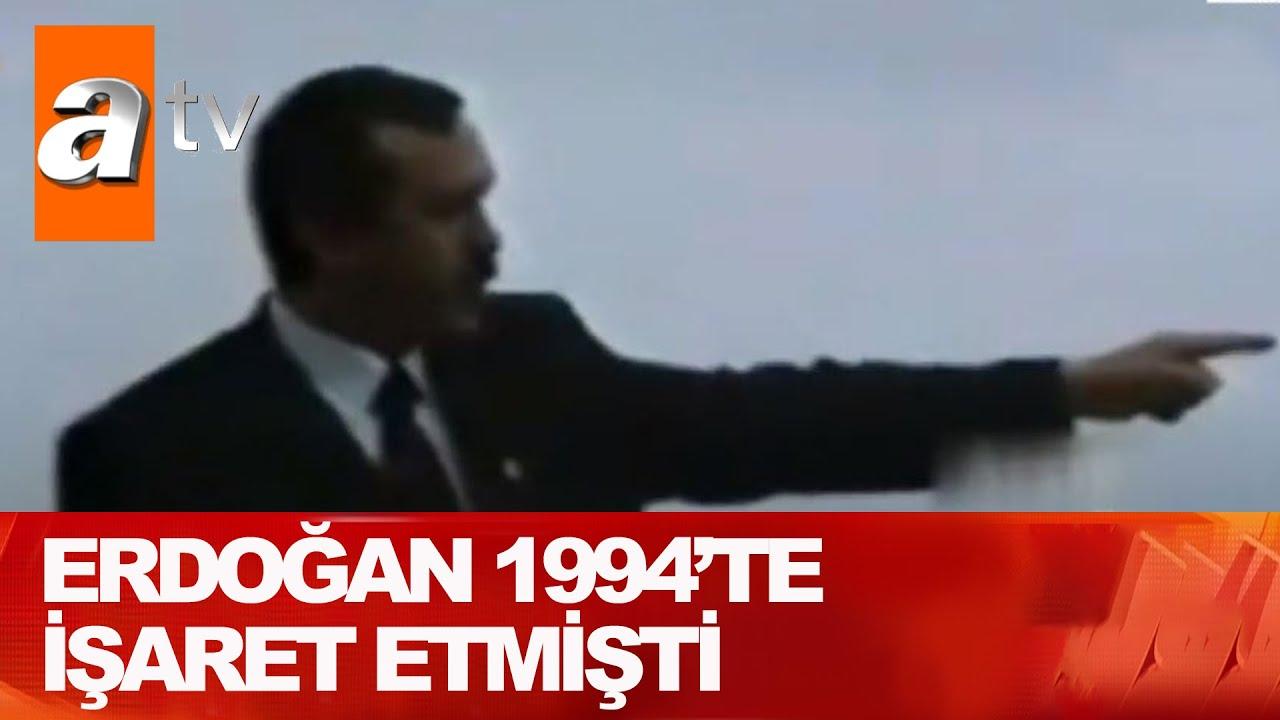 """""""Erdoğan buraya yapılacak"""" demişti, yapıldı - Atv Haber 28 Mayıs 2021"""