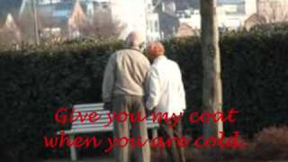 Adam Sandler - I wanna Grow Old with you lyrics