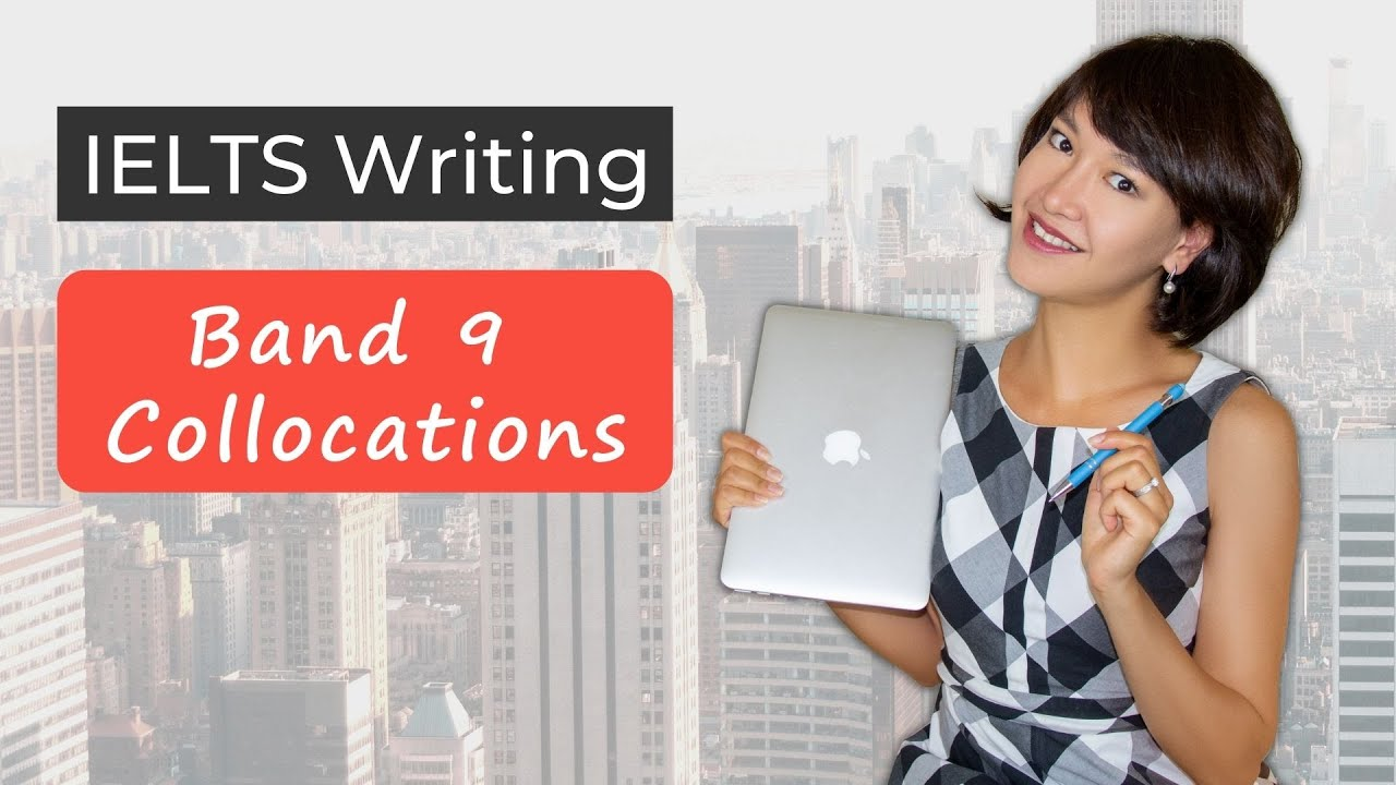 IELTS Writing Task 2 VOCABULARY | Collocations