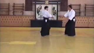 Базовая техника Айкидо 3 кю - 3 часть (Basic techniques of Aikido 3 kyu - Part 3)