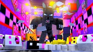 Twisted Wolf Kills Everyone ?! | Minecraft FNAF Roleplay