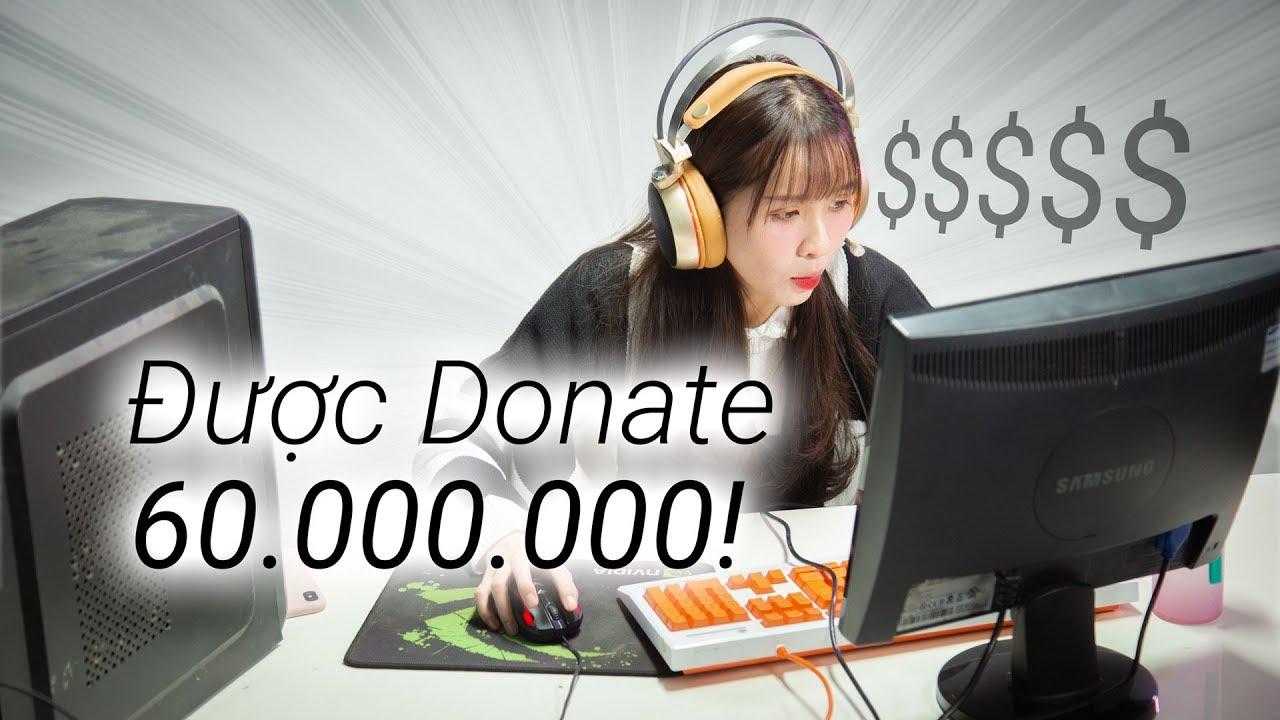 VIRUSS được Donate 60 Triệu, Ngân Sát Thủ Làm Gì?