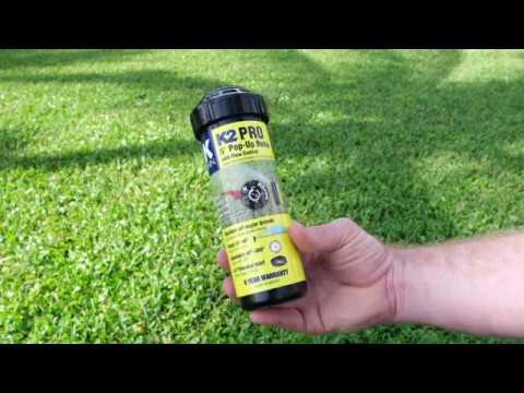 K-Rain K2 Pro Pop-Up Sprinkler