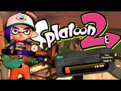 SPLATOON 2 EPISODE 3 SALMON RUN FR | ON PASSE PRO !
